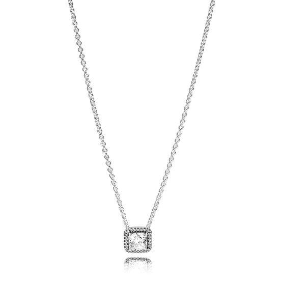 Pandora Timeless Elegance CZ Necklace