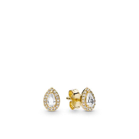 PANDORA Shine™ Radiant Teardrop CZ Earrings