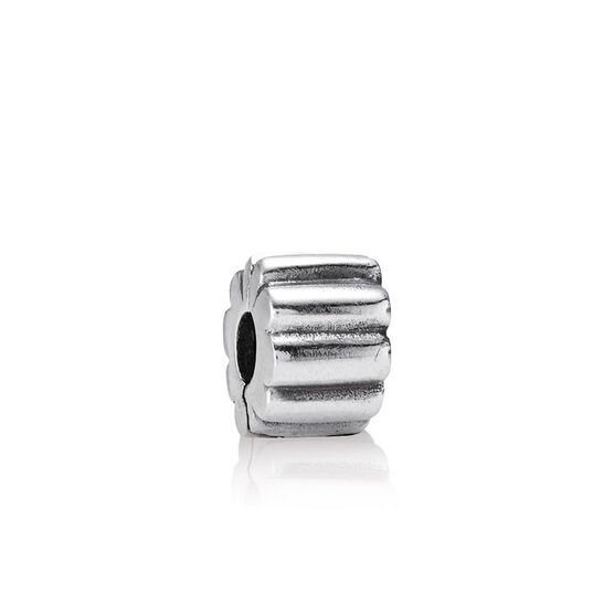 Pandora Ribbed Clip