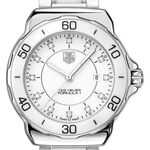 TAG Heuer Formula 1 Quartz White Ceramic & Diamond Watch