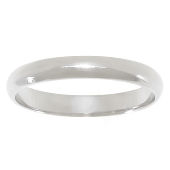 3mm Band 14K, Size 8