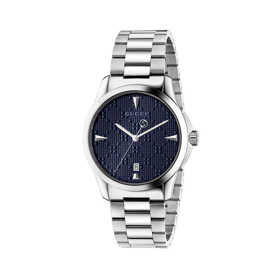 Gucci G-TIMELESS Blue Dial Watch