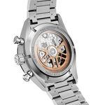 TAG Heuer Carrera Heuer 02 Automatic Mens Black Steel Chronograph Watch