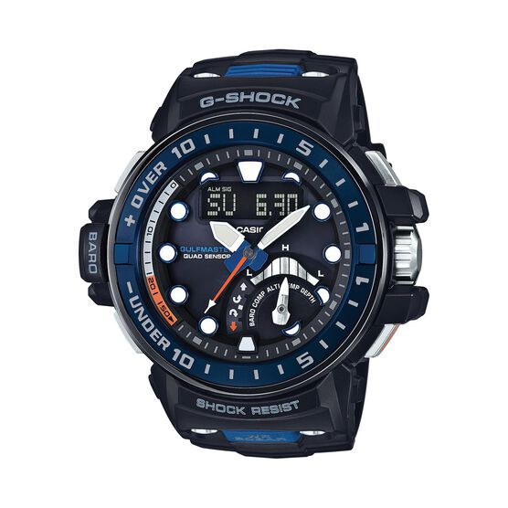 G-Shock Gulfmaster 4 Sensor Solar Analog Watch
