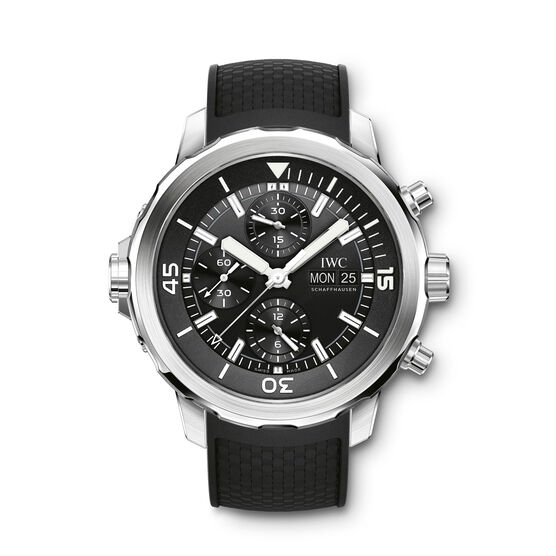 IWC Aquatimer Chronograph Watch