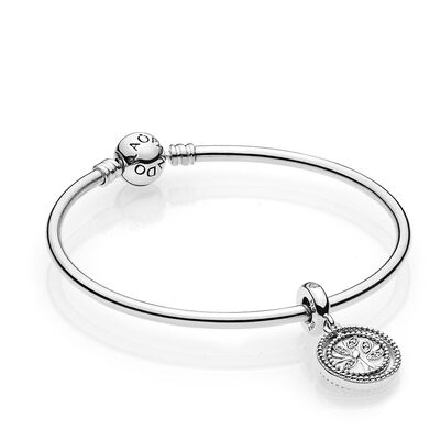 PANDORA Family Tree Bangle Gift Set