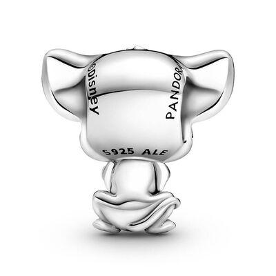 Pandora Disney Simba Enamel Charm