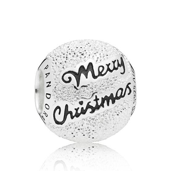 PANDORA Merry Christmas Enamel Charm