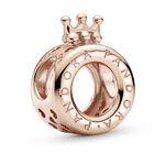 Pandora Rose™ Pandora Logo & Crown O Charm