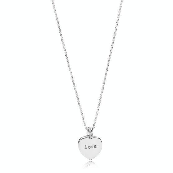 Pandora Heart of Love Pendant / Necklace
