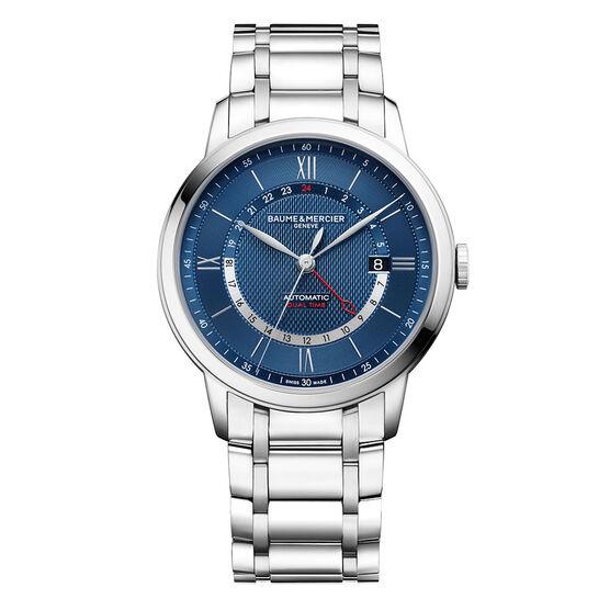 Baume & Mercier CLASSIMA 10483 Blue Dial Watch
