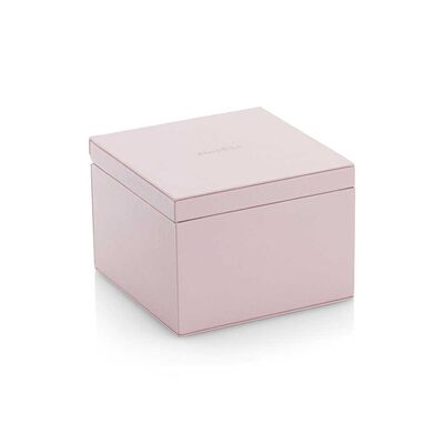 Pandora Small Pink PU Leather Jewelry Box