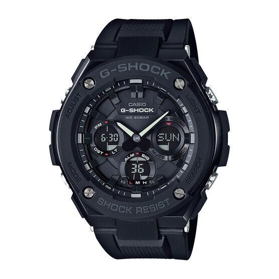 G-Shock G-Steel Black Solar  Watch