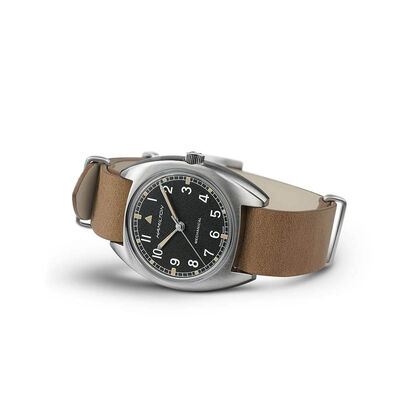 Hamilton Khaki Pilot Pioneer Mechanical Watch, 36x33mm