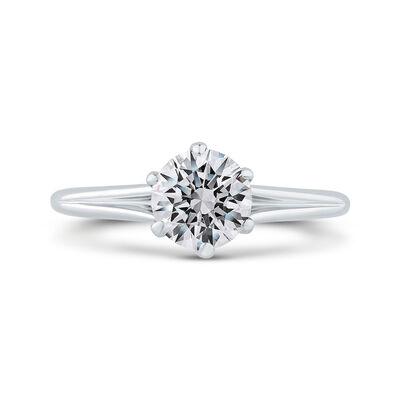 Bella Ponte Engagement Ring Setting in Platinum