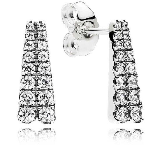 Pandora Shooting Stars CZ Earrings