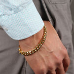 "Toscano Miami Link Bracelet, 8.5"", 14K"