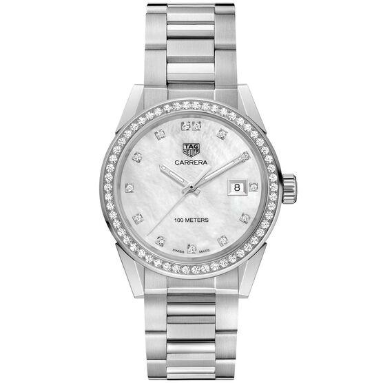 TAG Heuer Carrera Diamond Quartz Watch 36mm