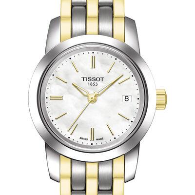 Tissot Classic Dream Mother-of-Pearl T-Classic Quartz Watch