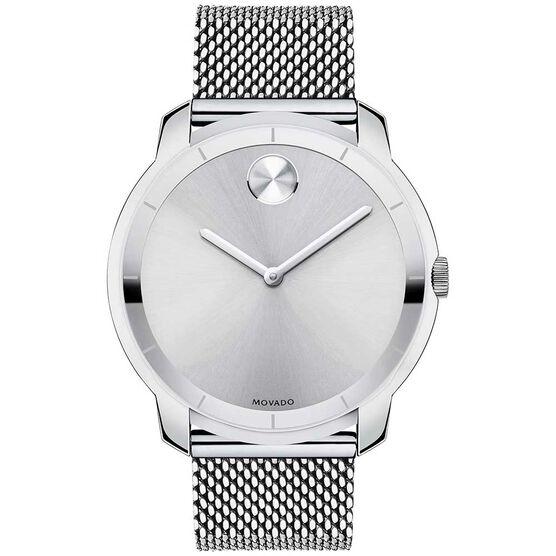 Movado Bold Thin Steel Watch