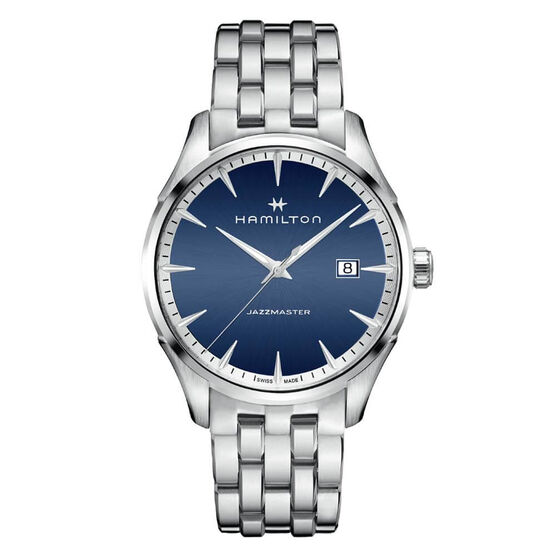 Hamilton Jazzmaster Gent Quartz Watch, 40mm
