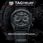 TAG Heuer Carrera Caliber Heuer 02 T Automatic Chronograph Watch
