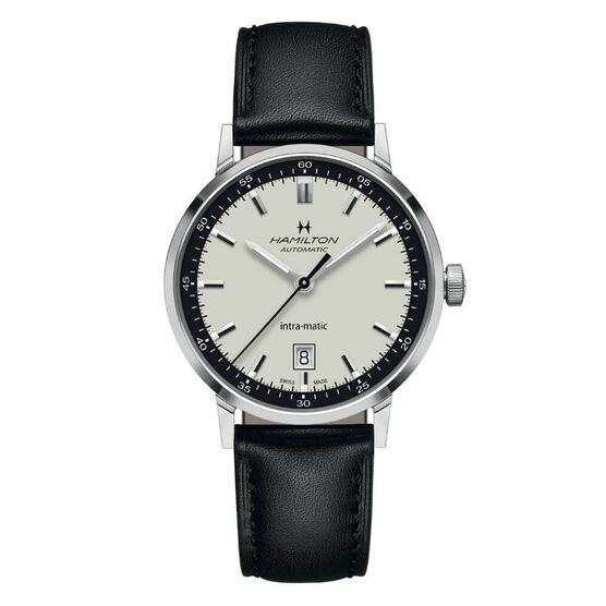 Hamilton Intra-Matic Auto Watch, 40mm