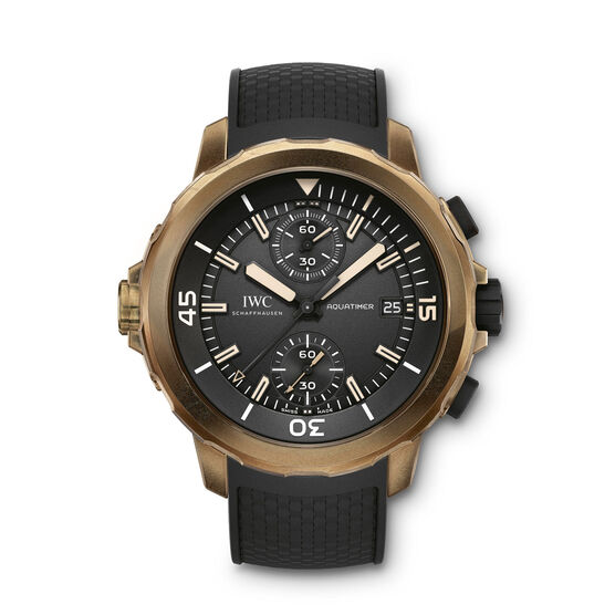 IWC Aquatimer Chronograph Edition 'Expedition Charles Darwin' Watch