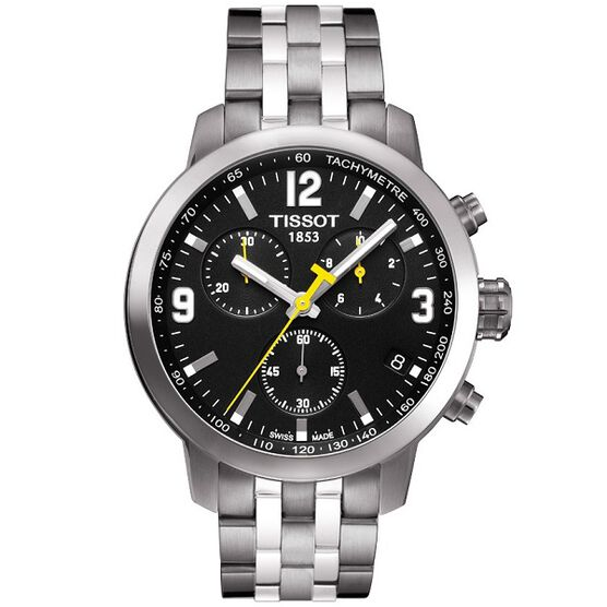 Tissot PRC 200 Chronograph Watch, 42mm
