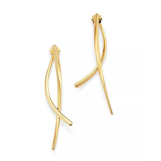 Roberto Coin Oro Classic Earrings 18K