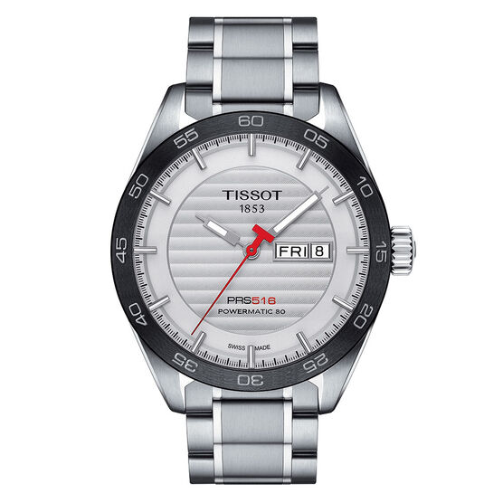 tissot prs 516 powermatic 80 t sport auto watch. Black Bedroom Furniture Sets. Home Design Ideas