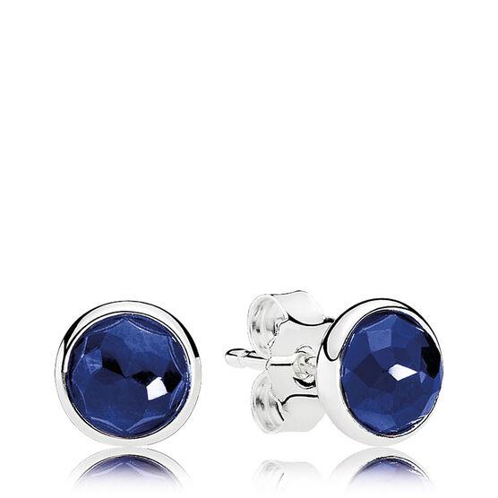 PANDORA September Droplets Earrings