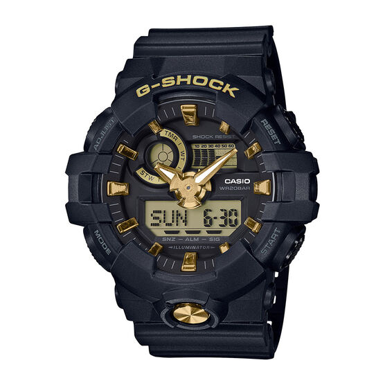 G-Shock Analog Watch