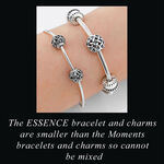 PANDORA ESSENCE Pink Friendship Charm