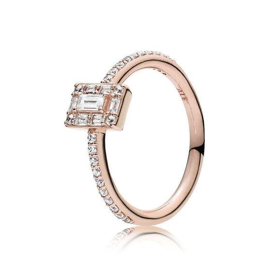Pandora Rose™ Luminous Ice CZ Ring