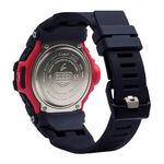 G-Shock G-Squad Black Strap Bluetooth Watch, 58.2mm
