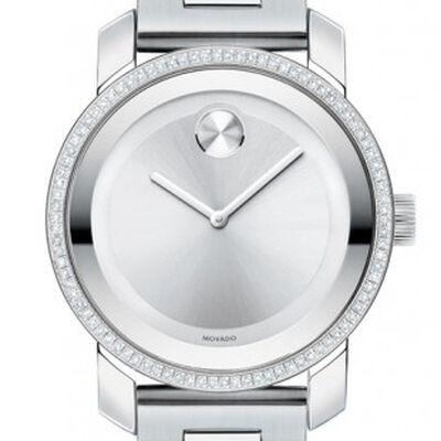 Movado Bold Diamond Watch