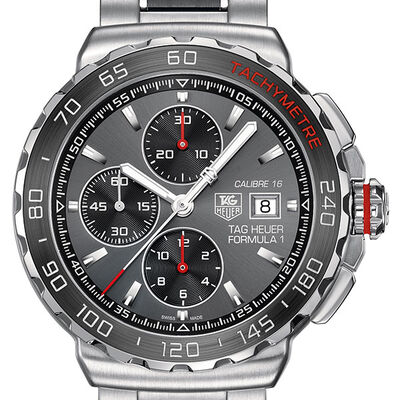 TAG Heuer Formula 1 Calibre 16 Automatic Chronograph Watch