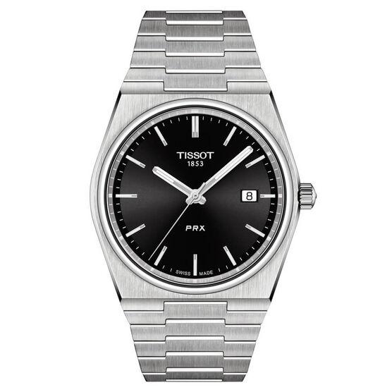 Tissot PRX Black Dial Watch, 40mm