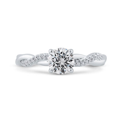 Bella Ponte Engagement Ring Setting 14K