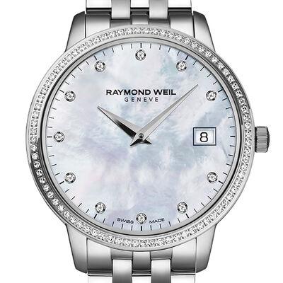 Raymond Weil Toccata Diamond Watch