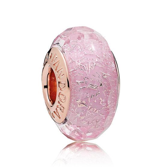 PANDORA Rose™ Pink Shimmering Murano Glass Charm