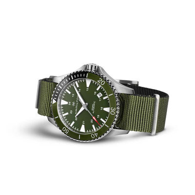 Hamilton Khaki Scuba Auto Watch, 40mm