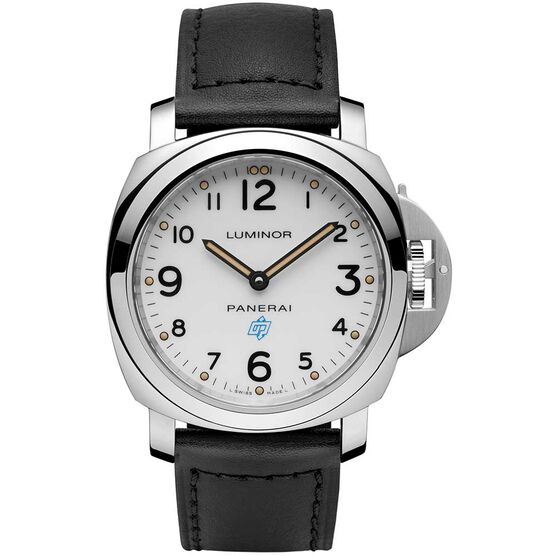 PANERAI Luminor Base Logo Acciaio Watch