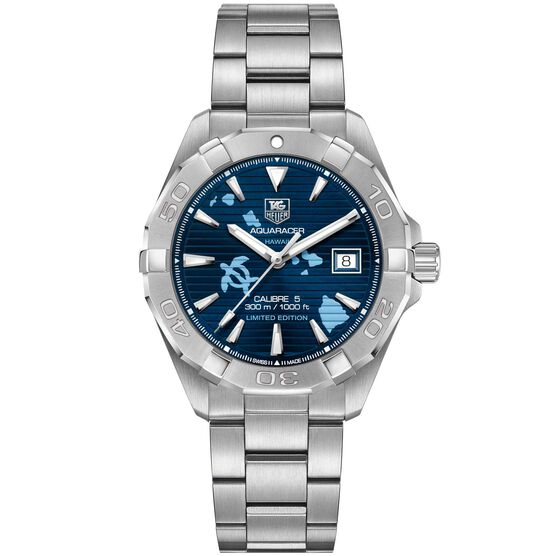 TAG Heuer Aquaracer Caliber 5 Automatic HAWAII Watch