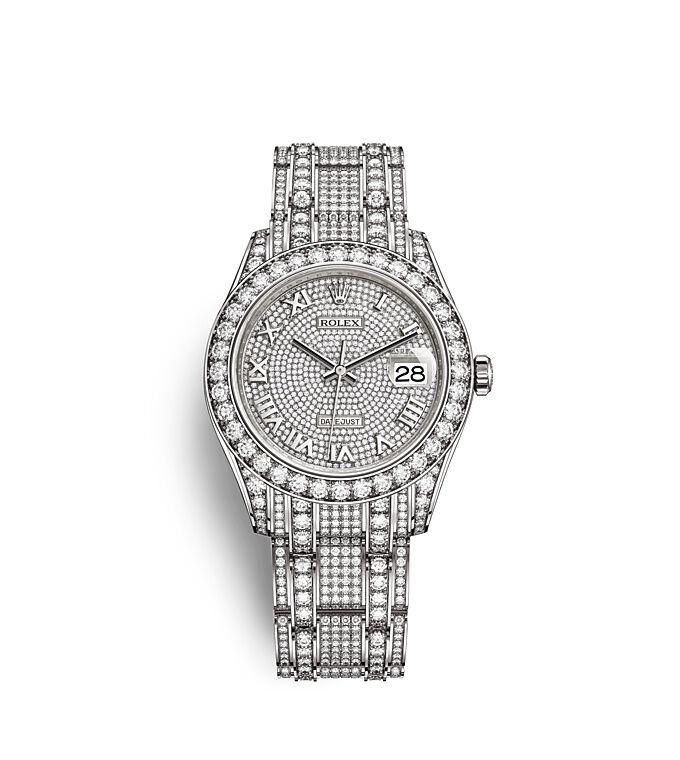 Rolex Pearlmaster Watch
