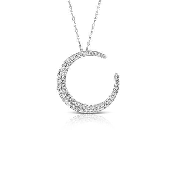 HOPECIRCLE Diamond Pendant 14K, .46ctw.