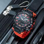G-Shock Master of G Gravitymaster Orange Bluetooth Watch, 63mm