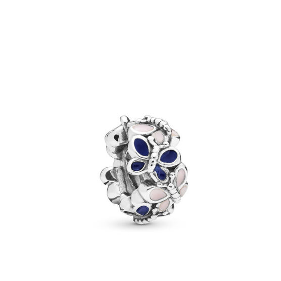 Pandora Butterfly Arrangement Enamel Spacer