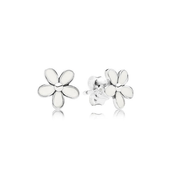 PANDORA Darling Daisy Earrings
